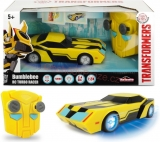 Dickie auto RC Transformers Turbo Racer Bumblebee 1:24 18cm 2kan