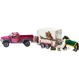 Schleich Horse Club Pick-up s horse box 42346
