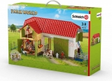 Schleich Farm Life Large farm with animals