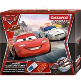 Carrera Go - Disney Cars 2 London Race and Chase