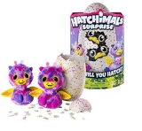 Spin Master Hatchimals Pengualas růžové vajíčko double pack
