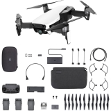 DJI - Mavic Air FLY MORE COMBO (Arctic White) - DJIM0254C