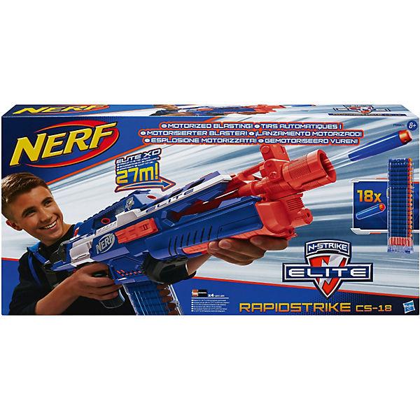 Hasbro Nerf N-Strike Elite RapidStrike CS-18