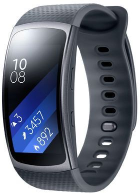 Samsung Galaxy Gear Fit 2 SM-R360 black S