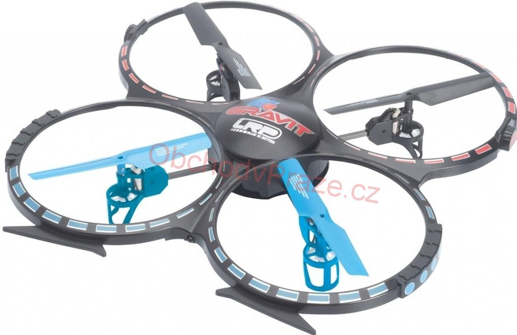 LRP H4 Gravit RC set 2,4Ghz s HD kamerou (L220704)