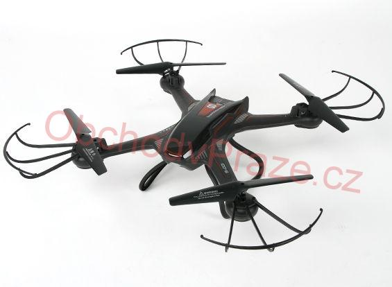 GOCLEVER Drone S3 2,4Ghz HD FPV camera XXL 58cm