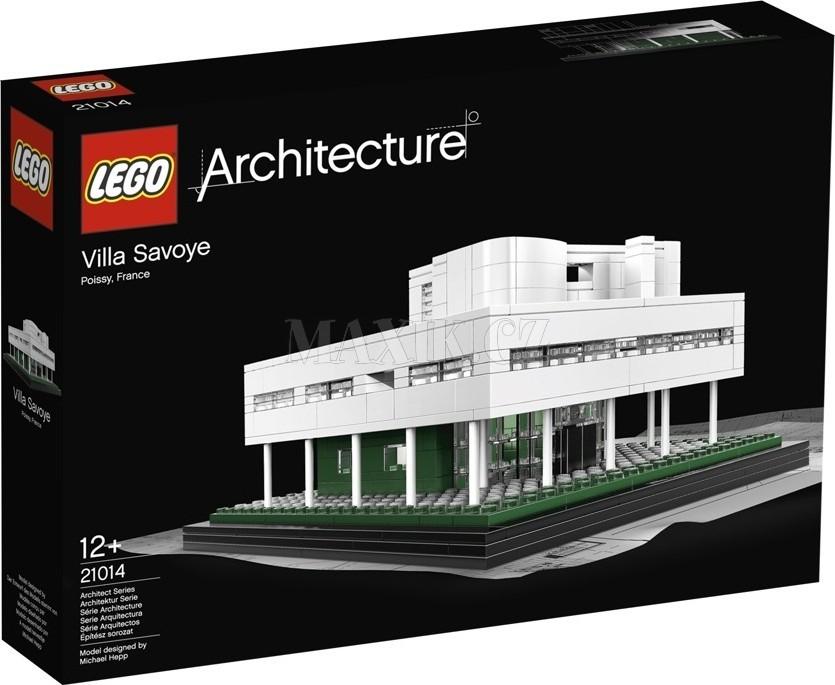 Lego Architecture 21014 Villa Savoye