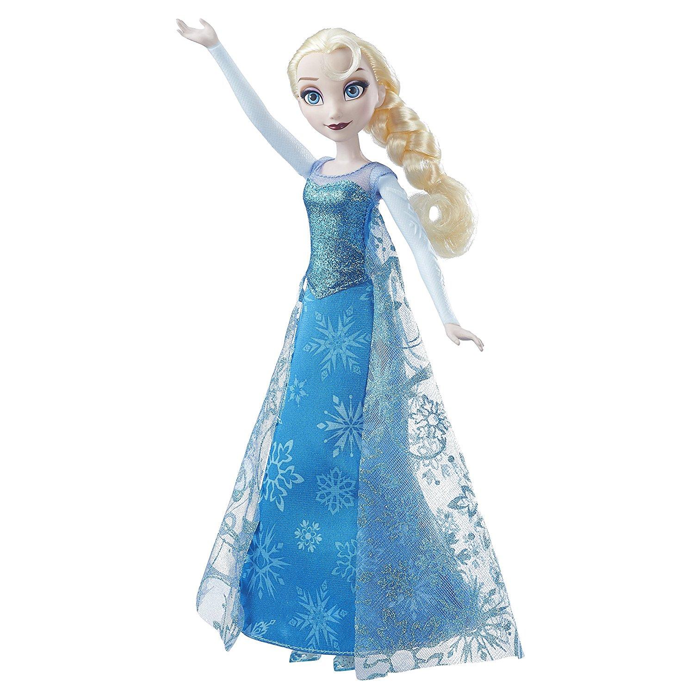 Mattel Disney zpívající Elsa