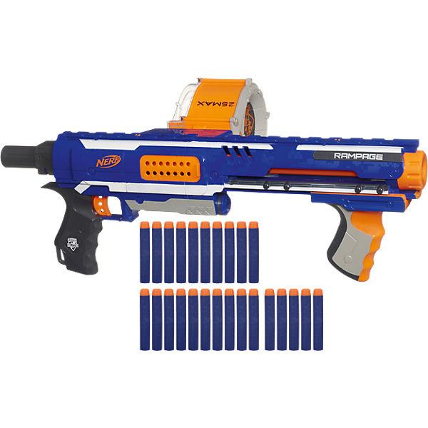 Hasbro Nerf elite rozložitelná puška s bubnovým zásobníkem
