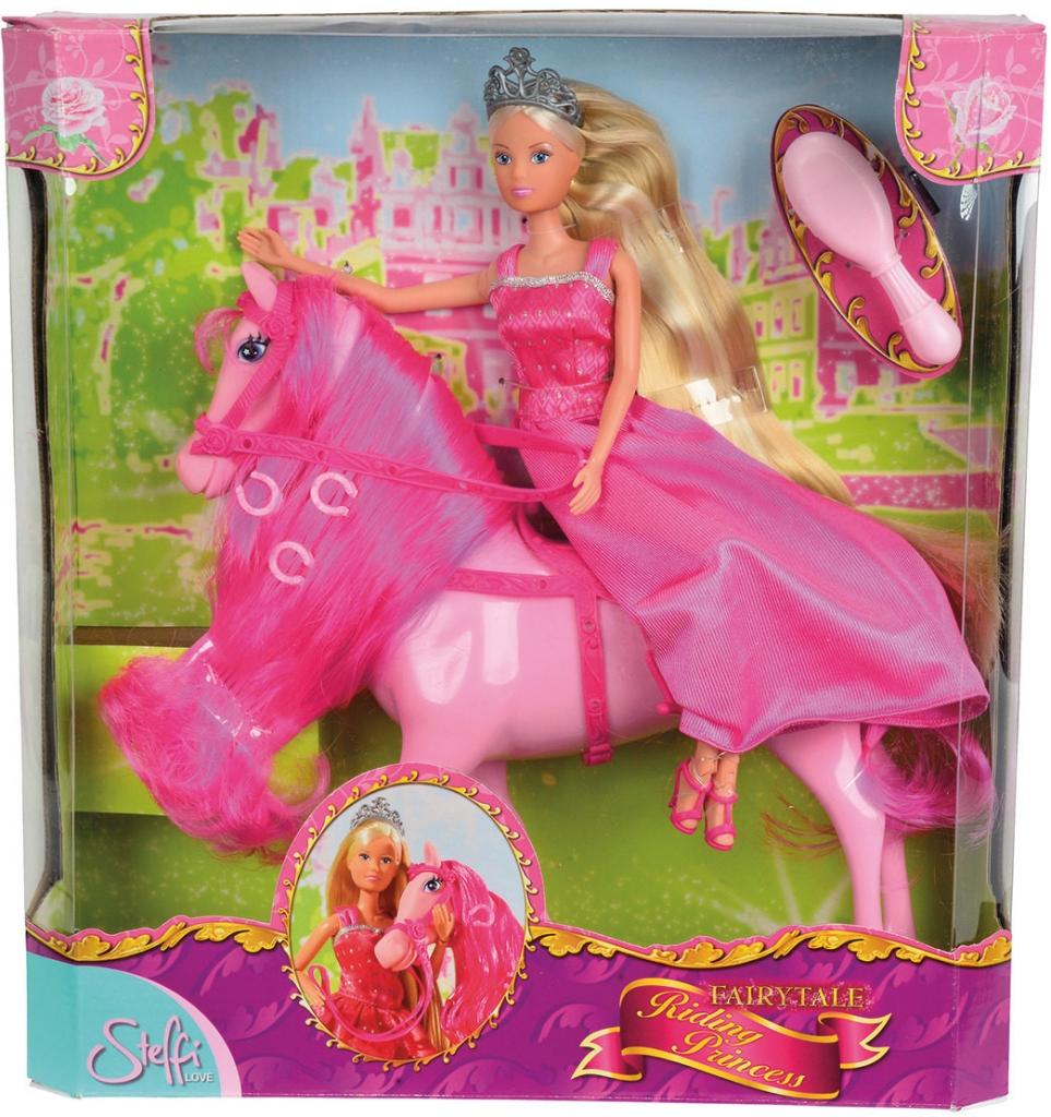 Simba Steffi princezna na koni