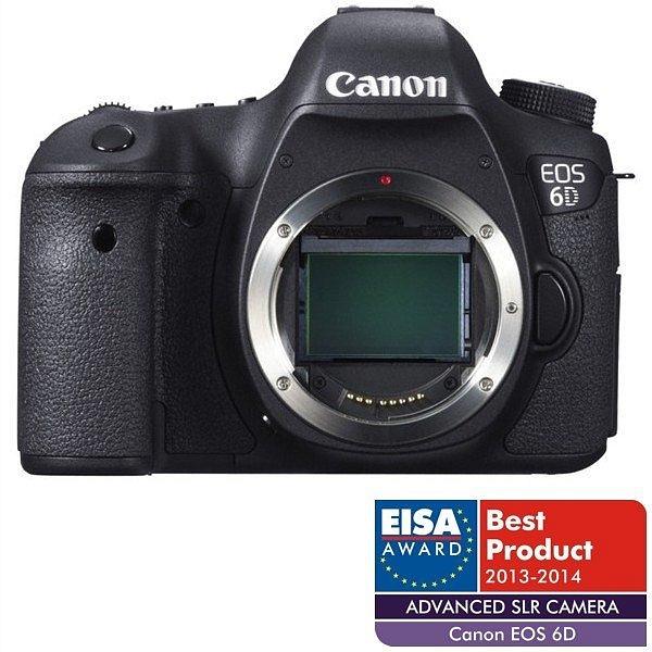 Fotoaparát zrcad. Canon EOS 6D tělo