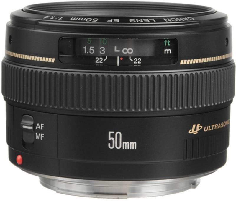 Canon EF 50mm f/1,4 USM