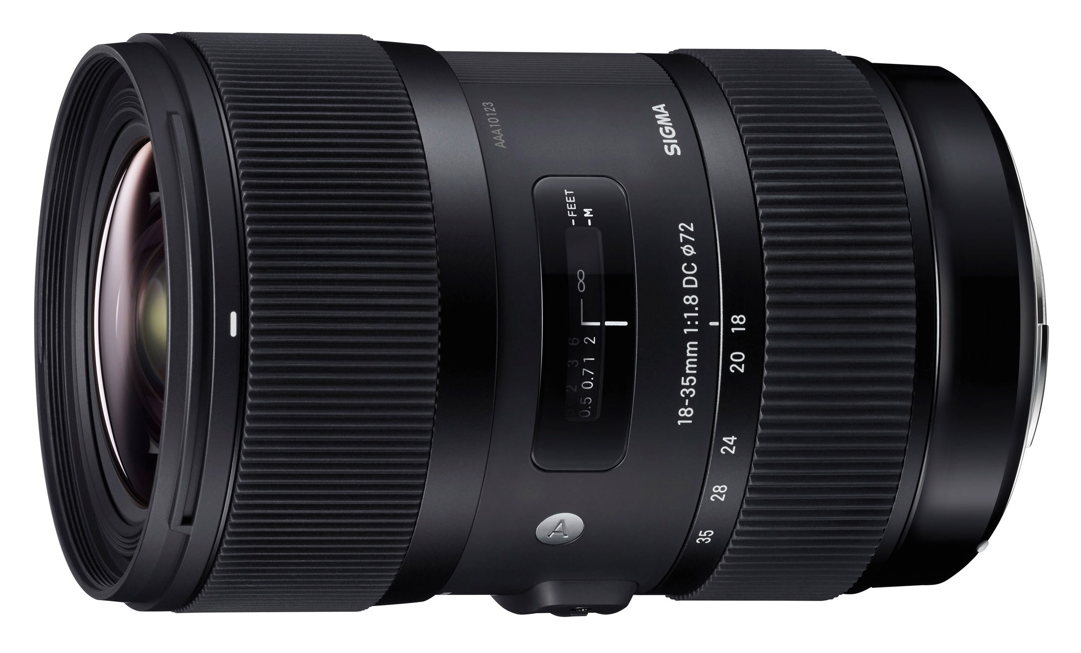 Sigma 18-35mm f/1,8 DC HSM Art Canon