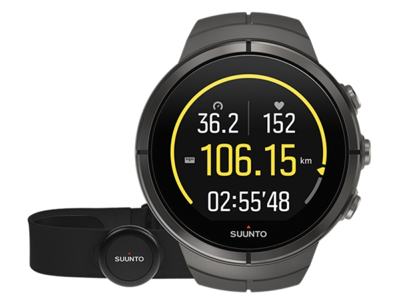 Suunto Spartan Ultra Stealth Titanium (HR) GPS