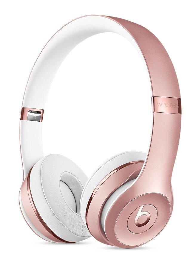 Beats by Dr. Dre Solo3 Wireless (růžově zlaté)