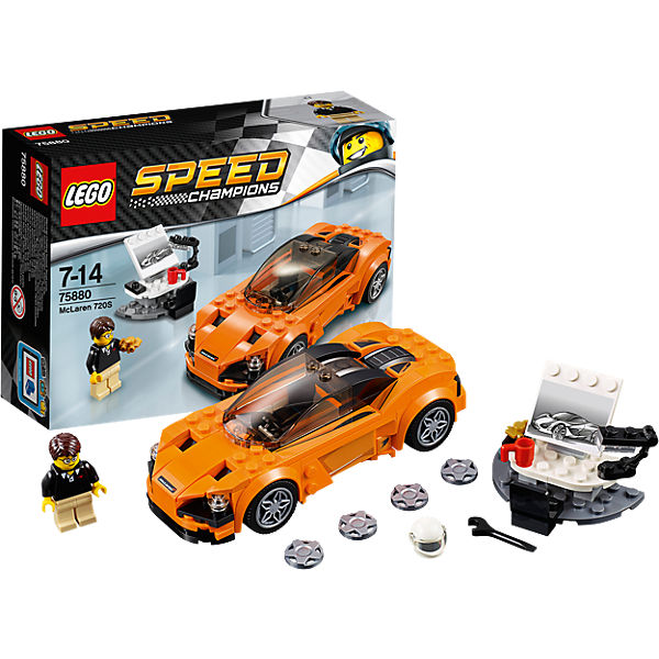 LEGO Speed Champions 75880 Krádež bankomatu