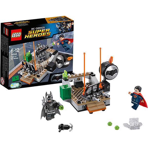 Lego Super Heroes 76044 Souboj hrdinů