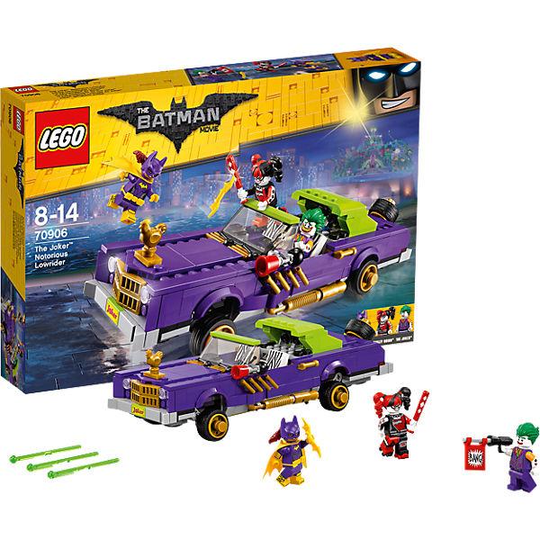 Lego Batman 70906 The Joker Notorious Lowrider