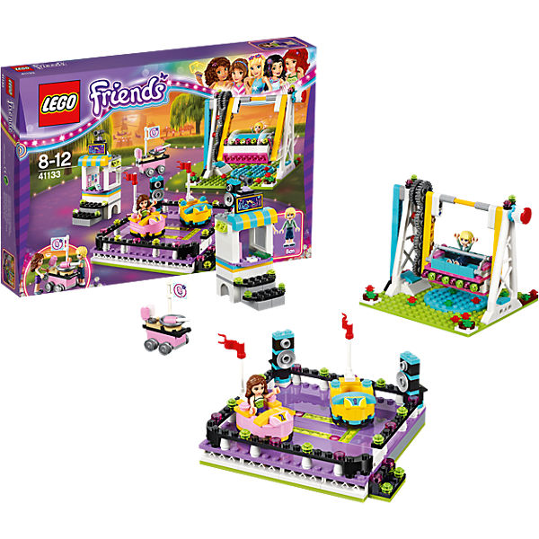 Lego FRIENDS 41133 Narážecí autíčka