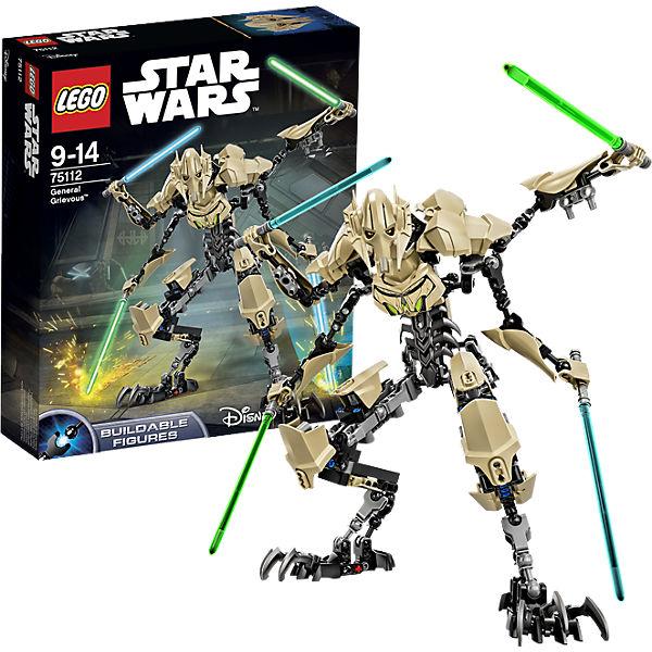 Lego Star Wars 75112 Generál Grievous