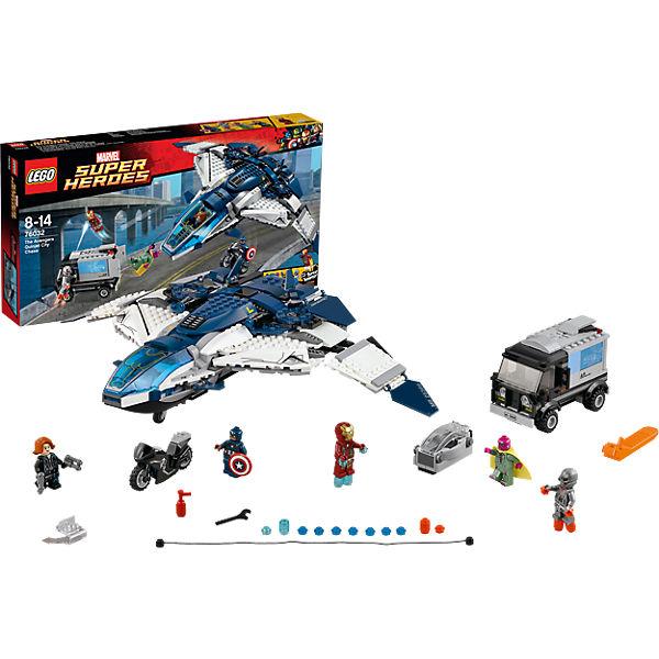 Lego Super Heroes 76032 Avengers nr. 4