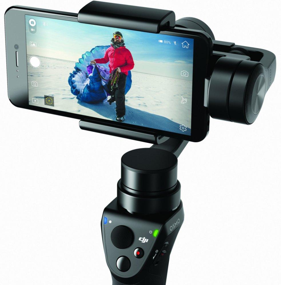 DJI Osmo Mobile Hand camera DJI0656