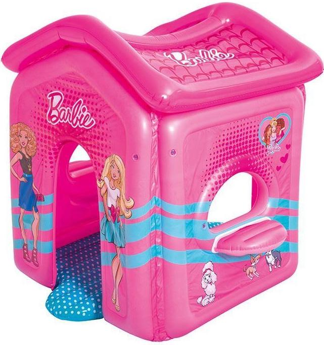 BESTWAY Dětský nafukovací domeček Barbie