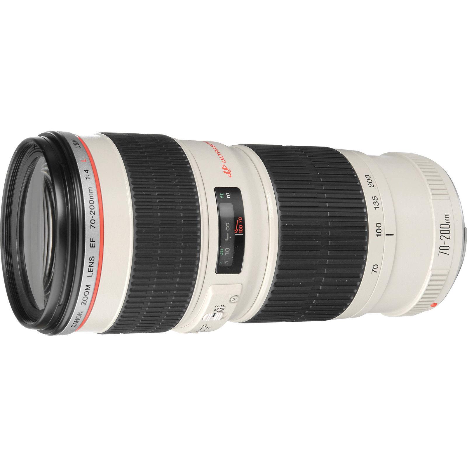 Canon EF 70-200mm f/4L USM