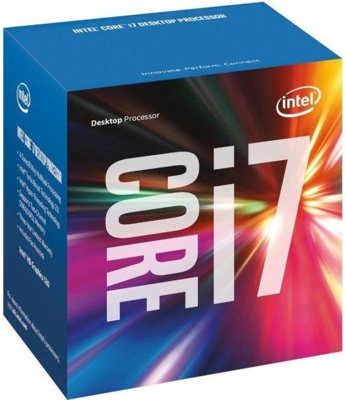 Intel Core i7-6700 BX80662I76700