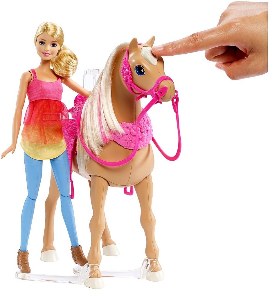 Mattel Barbie a Tančící kůň