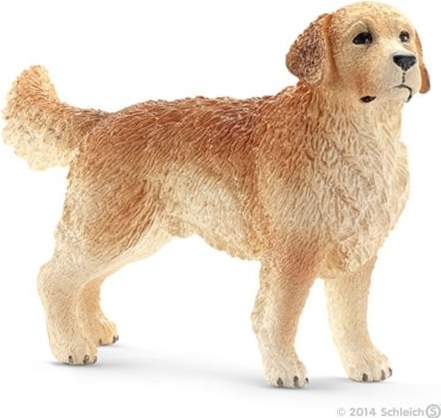 Schleich 16394 Zlatý retrívr štěně