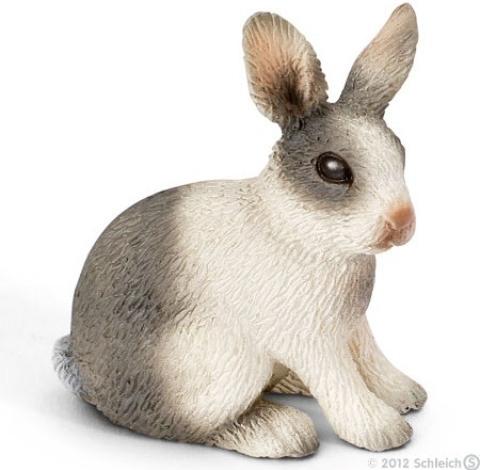 Schleich králík sedící