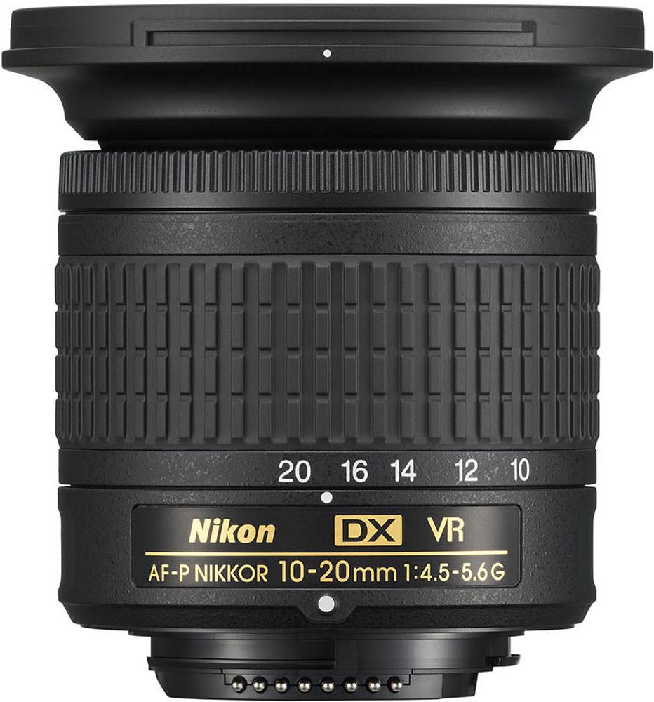 Nikkor AF-P DX 10-20mm f/4,5-5,6G VR