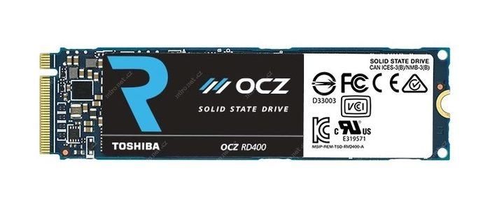 OCZ RD400 1TB, RVD400-2280-1T
