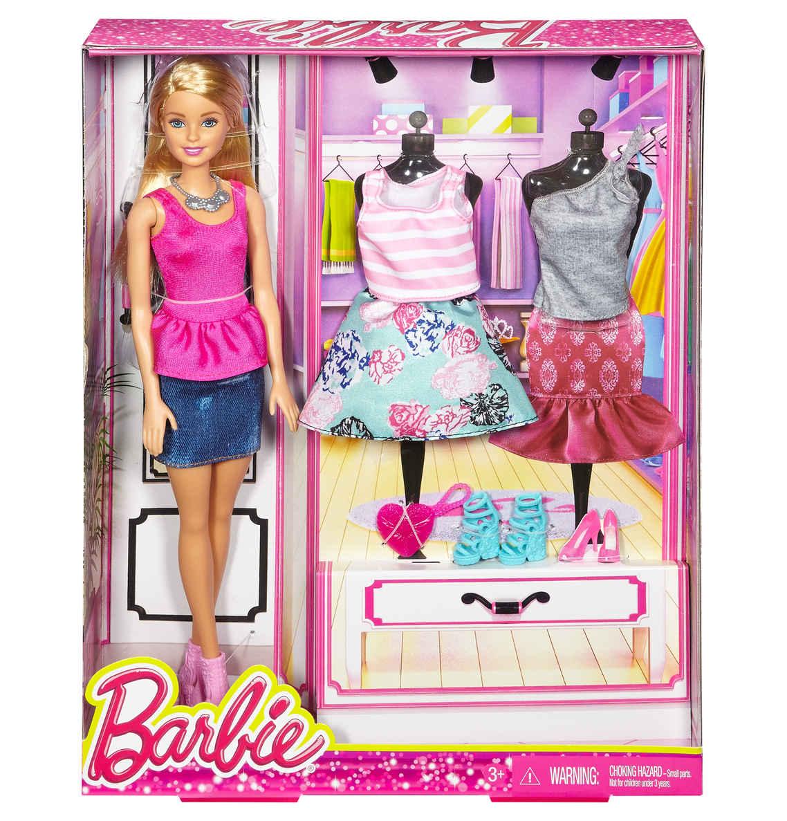Mattel Barbie modní navrhářka blond