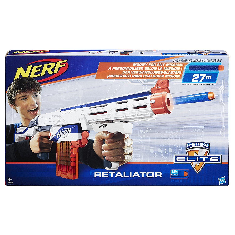 NERF N-Strike Elite Retaliator 4