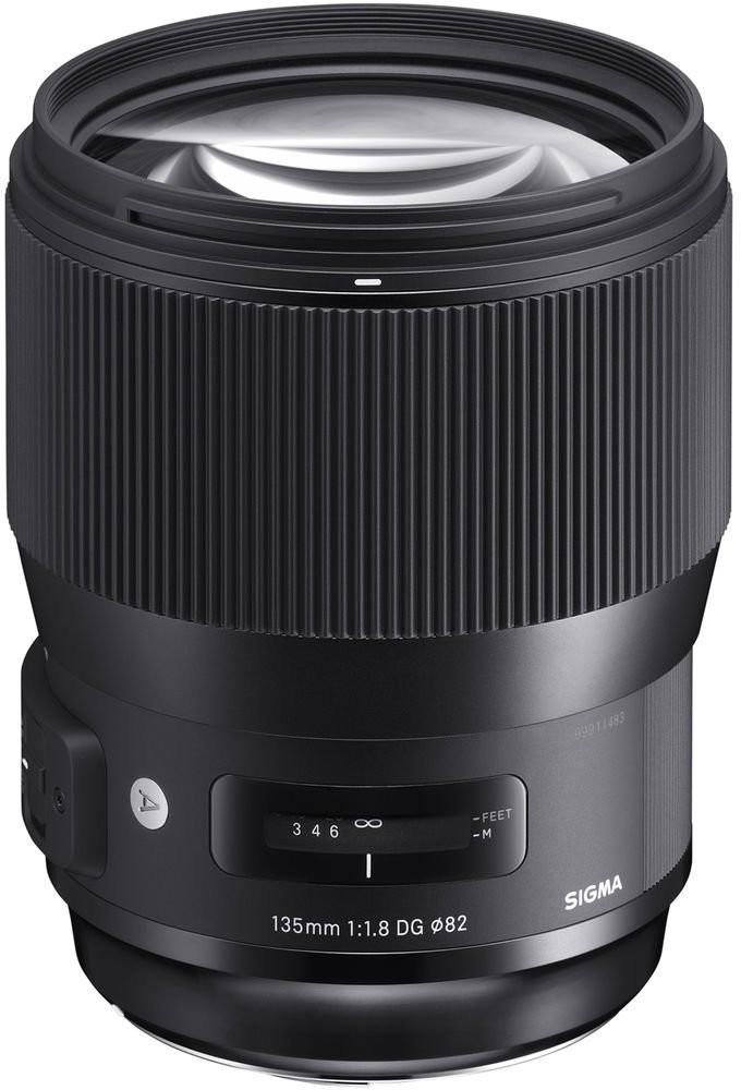 Sigma 135mm f/1,8 DG HSM ART Canon