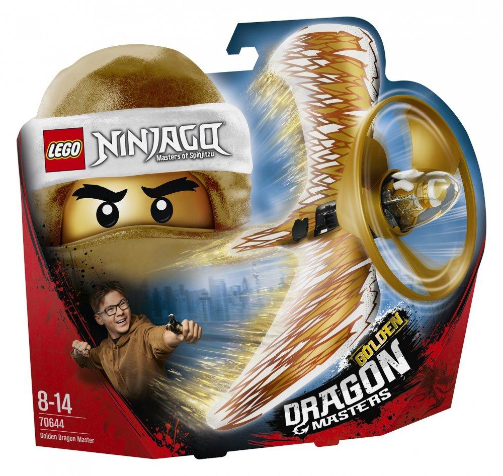 LEGO Ninjago 70644 Zlatý pan draků