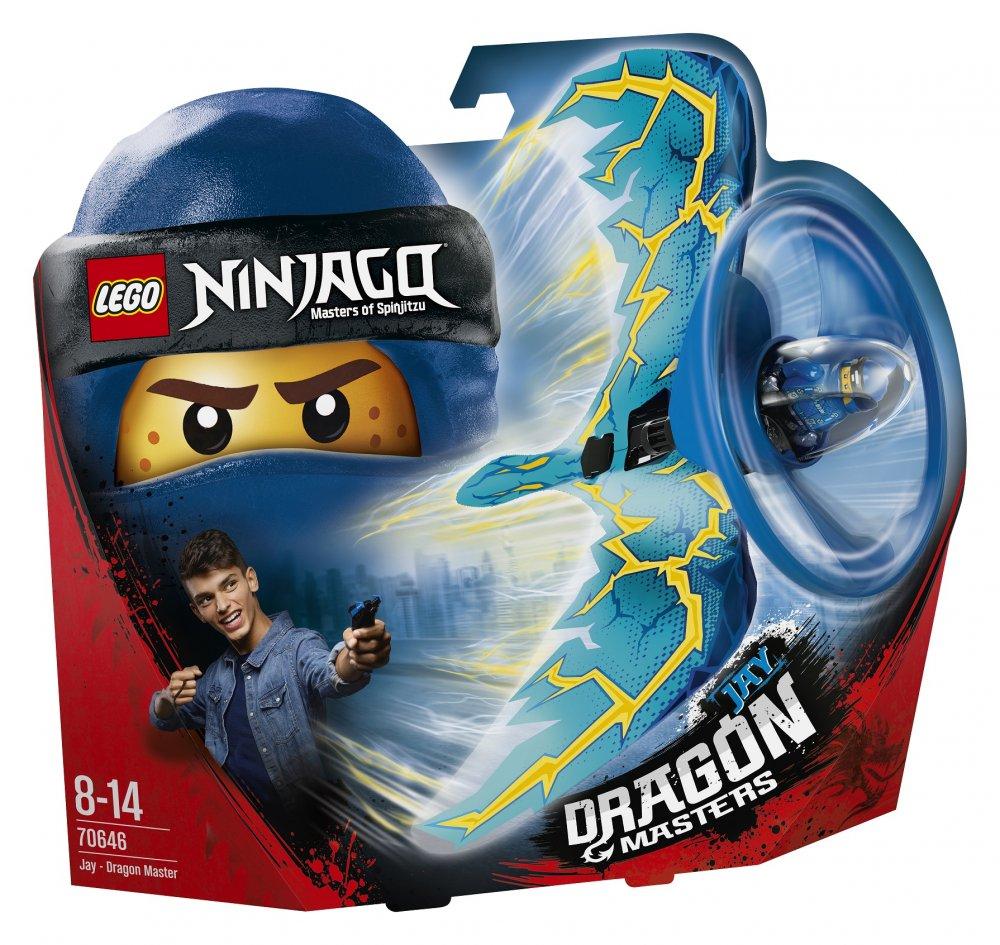 LEGO Ninjago 70646 Jay pán draků