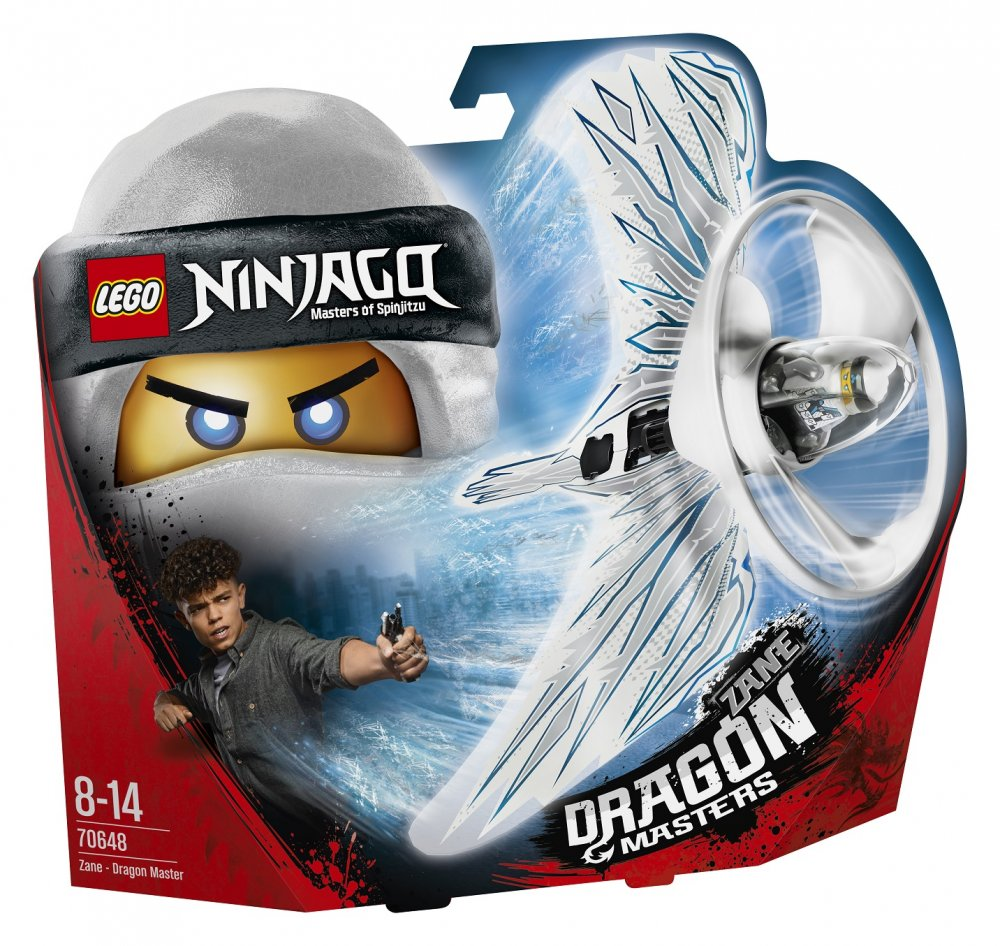 LEGO Ninjago 70648 Zane pán draků