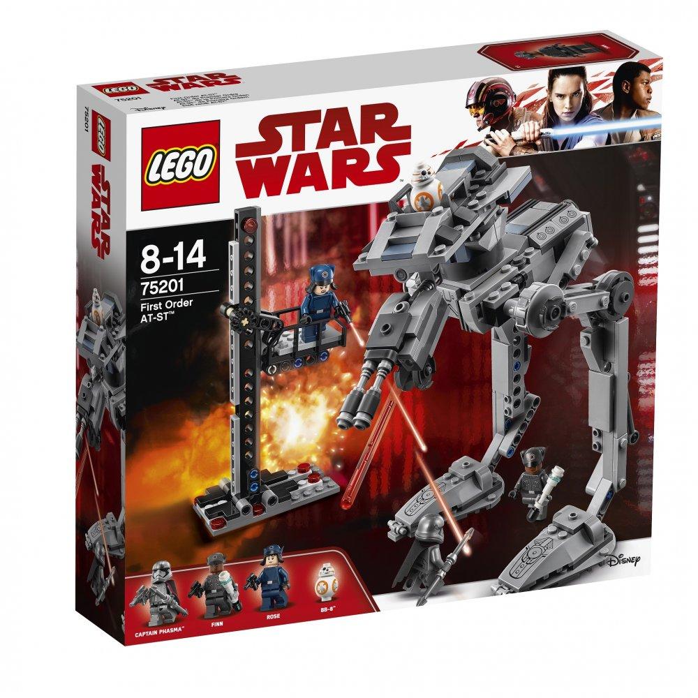 Lego Star Wars 75201 AT-ST Prvního řádu