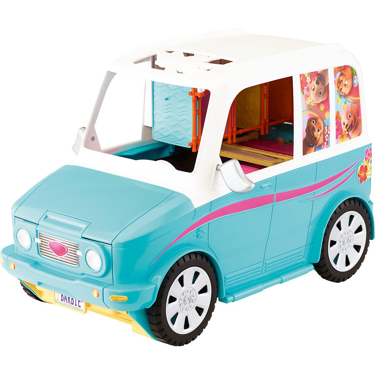 Mattel Barbie Psí auto