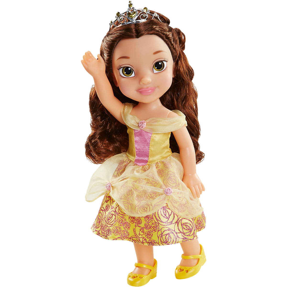 Jakks Pacific Disney Princess panenka Bella 35cm 99543