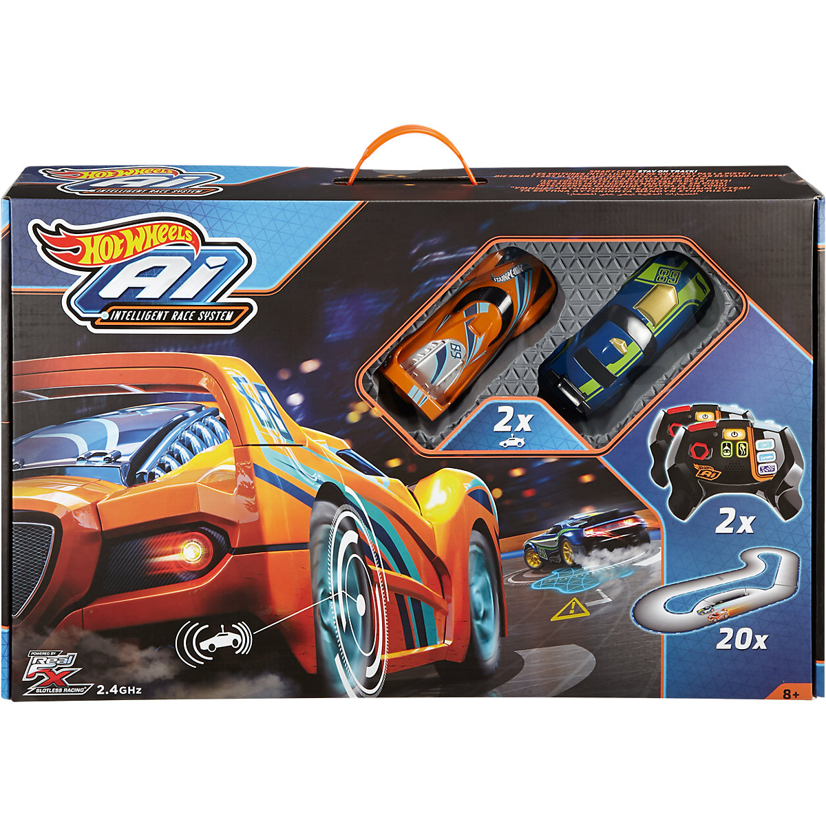 Mattel Hot Wheels A.I. Intelligent Race System
