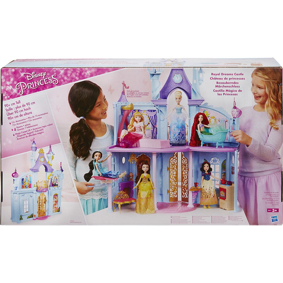 Hasbro Obří snový zámek pro Princezny 90cm