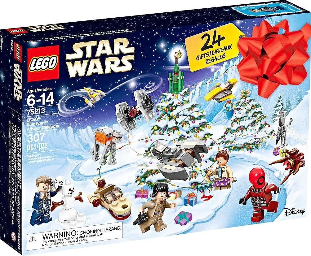 Lego Star Wars Adventní kalendář Lego75213