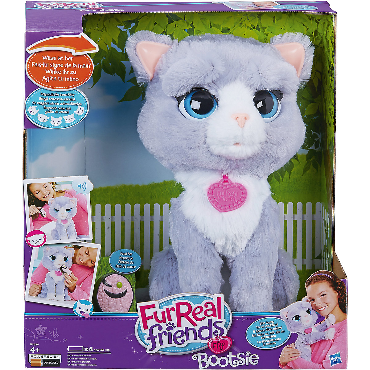 Hasbro Furreal Friends Bootsie