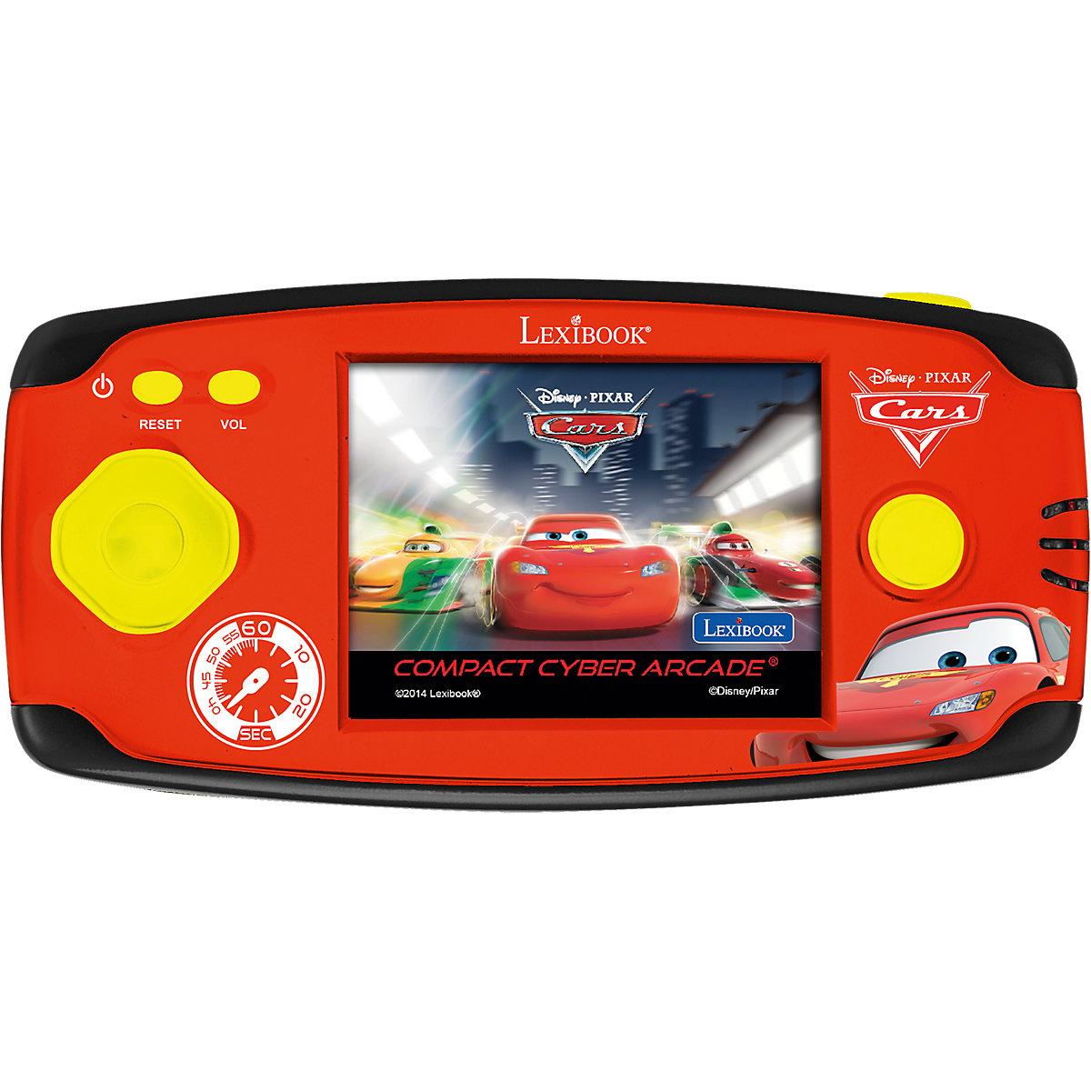 LEXIBOOK Electronic Games Lexibook JL2365SW cars 150her