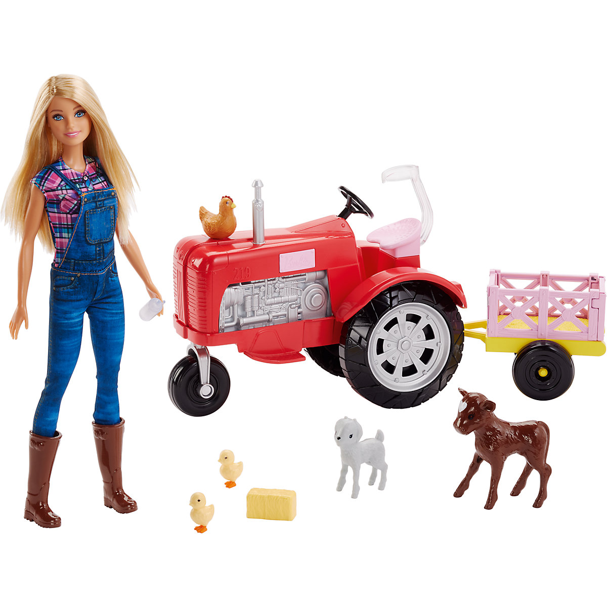 Mattel Barbie farmářka herní set