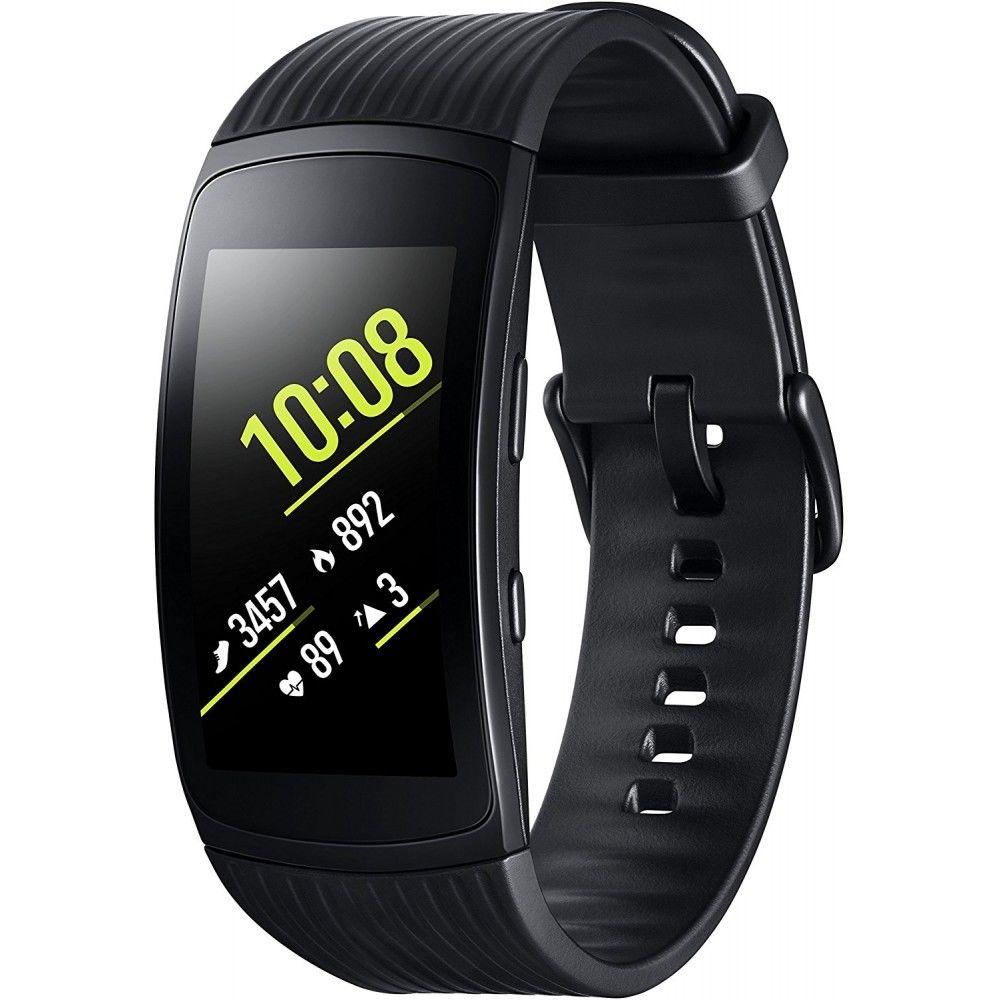 Samsung Gear Fit 2 Pro (R365) černé s krátkým páskem